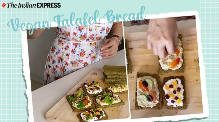 Would you like to try this vegan falafel recipe today?