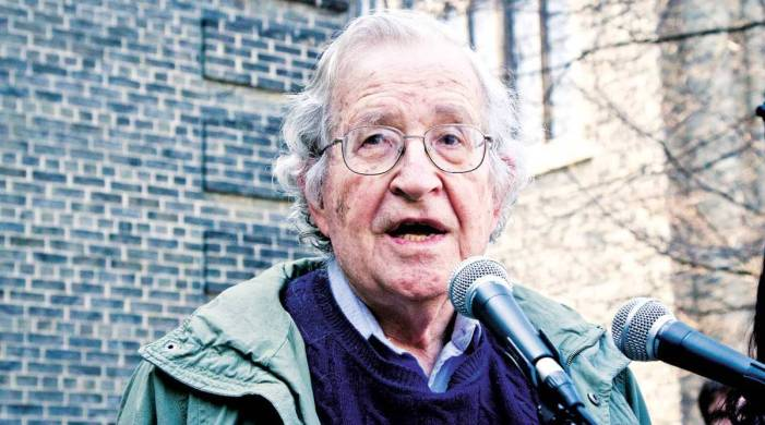 'Was this censorship?', Chomsky, Prashad ask Tata Lit Live after it cancels their discussion