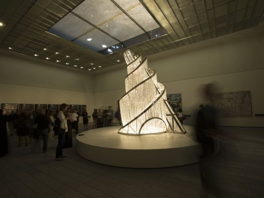 Abu Dhabi symposium discusses ways for museums to expand reach