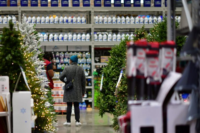Americans would spend more on holidays with $1,200 stimulus