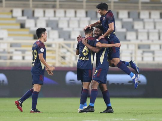 Arabian Gulf League: Abu Dhabi's Al Jazira and Al Wahda dominate opposition