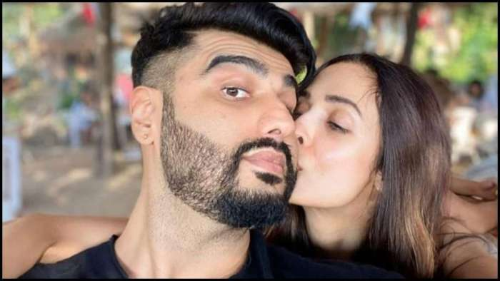 Arjun Kapoor shares glimpse of ladylove Malaika Arora as they spend quality time in Dharamshala; see pic