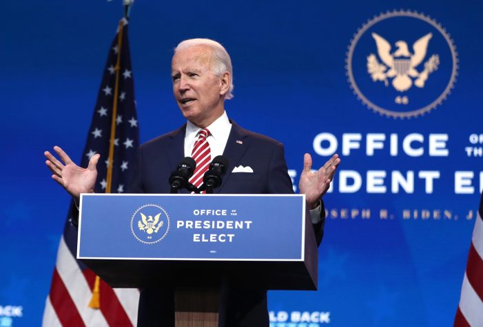 Biden forges ahead with transition while Trump paralyzes Washington