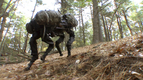 Boston Dynamics dog robot 'Spot' learns new tricks on BP oil rig