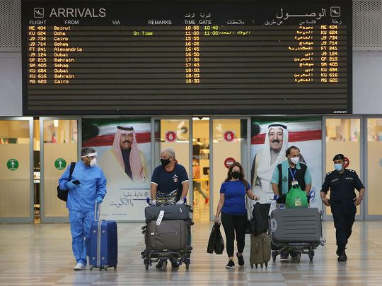 COVID-19: Kuwait International Airport to commence 24-hour operation from November 17
