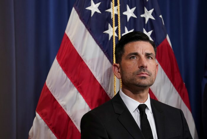 Federal judge rules acting DHS head Chad Wolf unlawfully appointed, invalidates DACA suspension