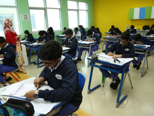 First term exams for these UAE schools to begin on November 22
