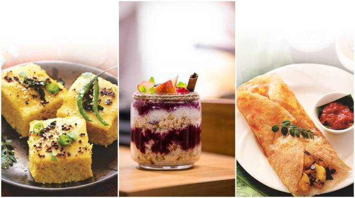 From dhokla to dosa: Check out these delicious, easy and healthy breakfast recipes