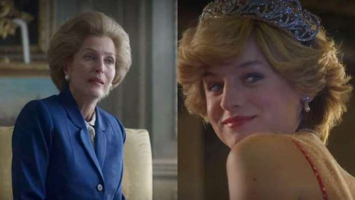 Gillian Anderson's Margaret Thatcher, Emma Corrin as Princess Diana outshine everyone else