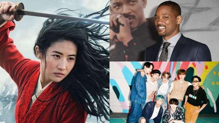 'Grey's Anatomy', BTS, 'Bad Boys For Life', Will Smith, Mulan win big; full list here