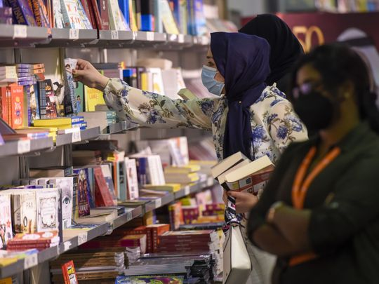 Historical fiction authors share tips on how to merge fact and fiction in writing at Sharjah Book Fair