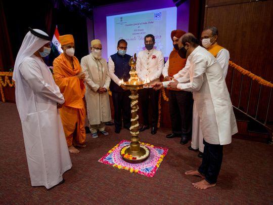 Interfaith event in Dubai lauds massive Diwali celebrations as symbol of UAE's tolerance