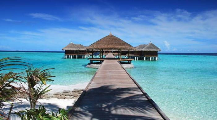 Luxury resort in Maldives offers unlimited stays for a year, beginning 2021