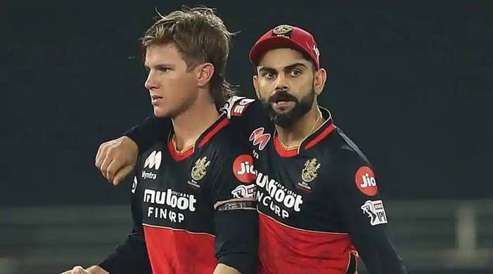 Meat-free eating, coffee & cricket: How Zampa bonded with a 'caring' Kohli in IPL 2020
