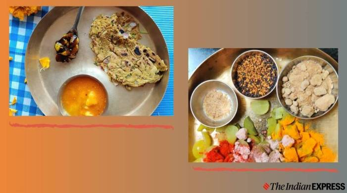 Mindful celebration to mindful eating: Bajra dodoh for your quick lunch ideas