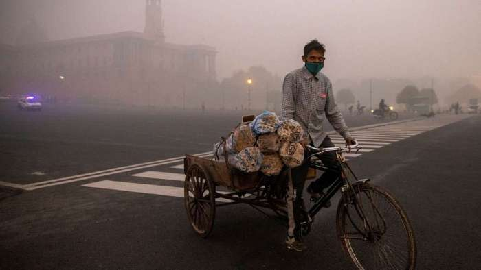 Relief for Delhiites as air quality improves, AQI 'moderate' in some parts