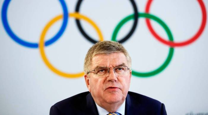 Thomas Bach's Tokyo visit primed to be a reminder of long road ahead