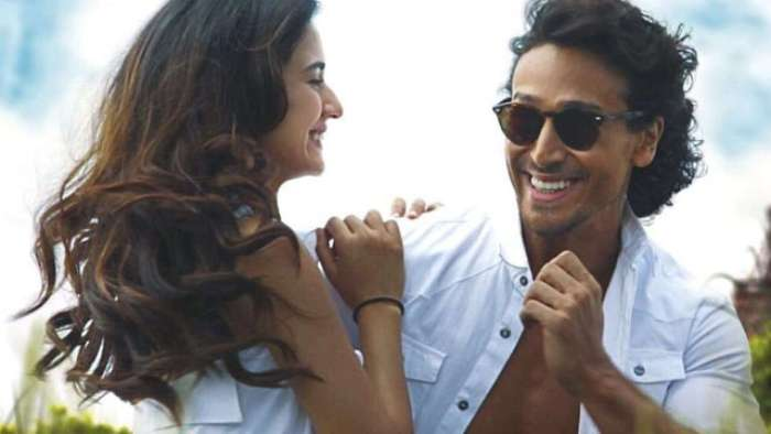 Tiger Shroff is 'clean' bowled by Disha Patani's sizzling dance video