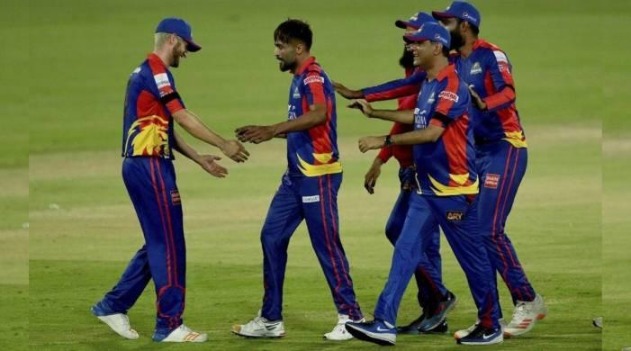 Watch: Karachi beat Multan in super over for place in PSL final