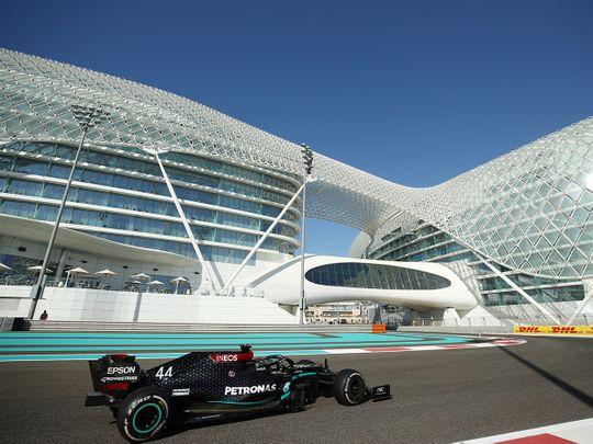 Formula One 2021: Abu Dhabi Grand Prix to be held December 5 at Yas Marina Circuit