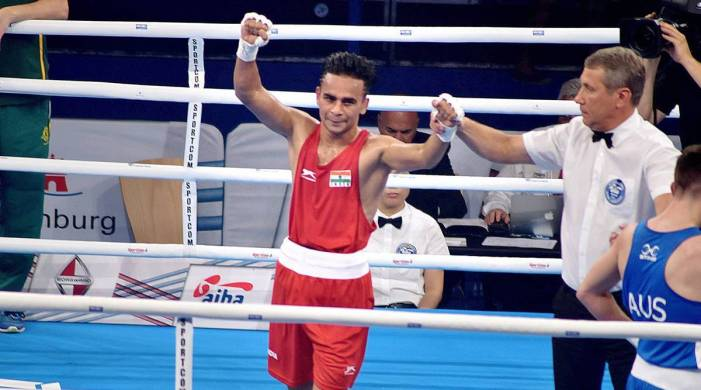 Amit Panghal in final, 4 medals assured for India at boxing WC; positive COVID case in contingent also detected