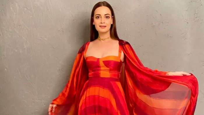 It's bizarre that a 50 plus something actor is paired opposite a 19-year-old actress: Dia Mirza