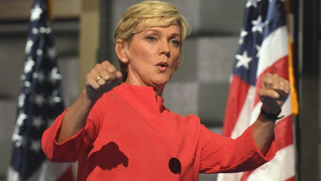 Joe Biden selects former Michigan Gov. Jennifer Granholm to lead Energy Department, reports say
