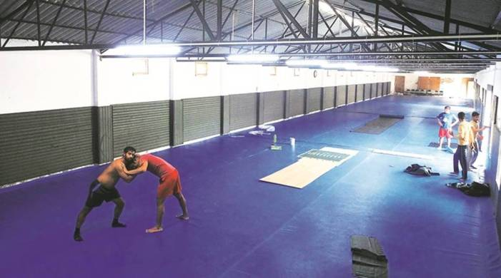 Wrestling nationals to be held at three venues for Covid safety