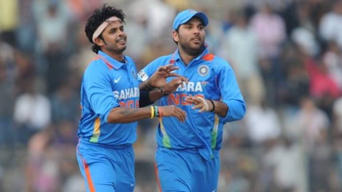 Yuvraj Singh, Sreesanth named in probable squads for Syed Mushtaq Ali Trophy