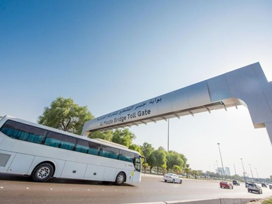 Abu Dhabi grants 12,000 motorists Darb toll exemption