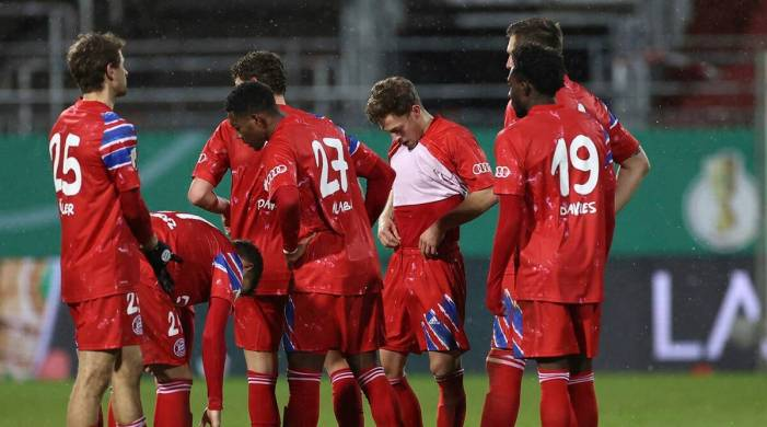 Bayern knocked out of German Cup by 2nd-division team Kiel