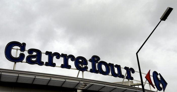 France opposes foreign takeover offer for supermarket chain