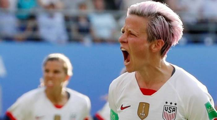 Megan Rapinoe returns to US national team after nearly a year