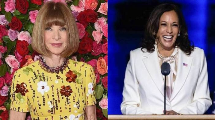No formal agreement on choice of cover: Anna Wintour on Kamala Harris' Vogue photoshoot