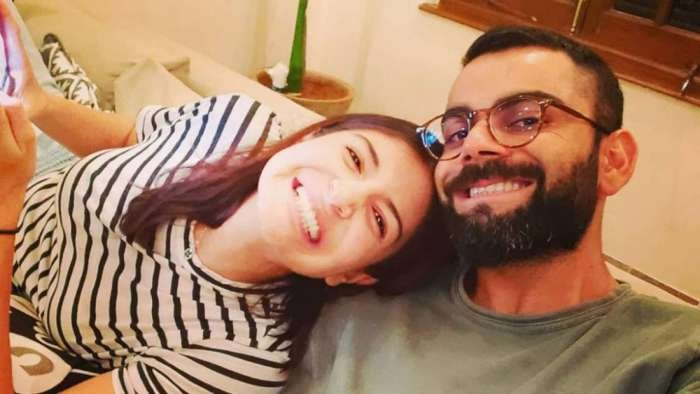 Virat Kohli-Anushka Sharma's appeal to paparazzi not to click their baby's photo
