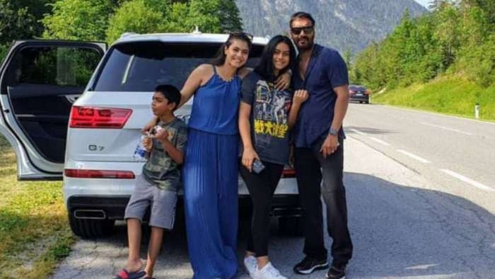 Why Kajol and her family would lock themselves up in four different rooms during lockdown