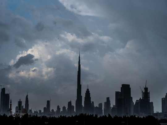 Wind, rain and snow: Are UAE winters getting colder and colder?
