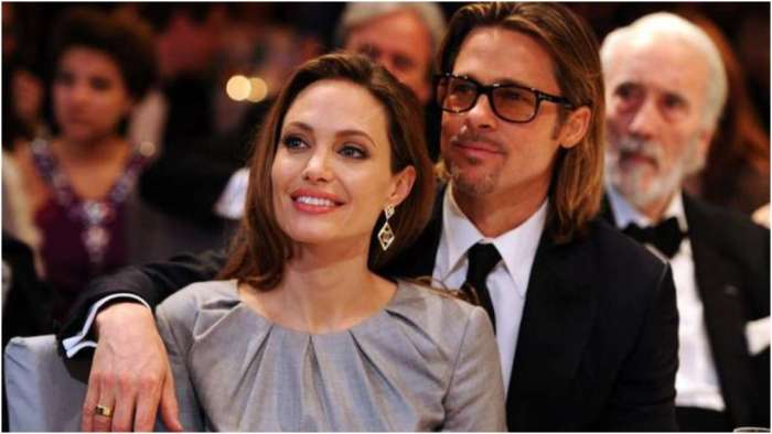 Angelina Jolie on co-parenting with Brad Pitt years after their split