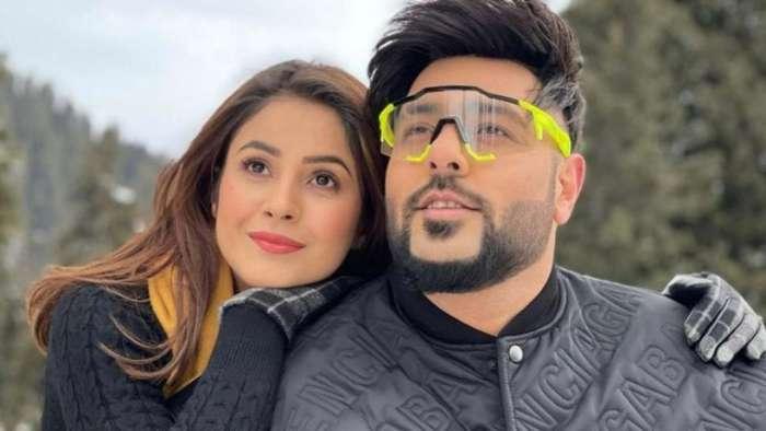 Badshah and Shehnaaz Gill drop a still from their upcoming music video, rapper writes 'Ye ladki pagal hai'