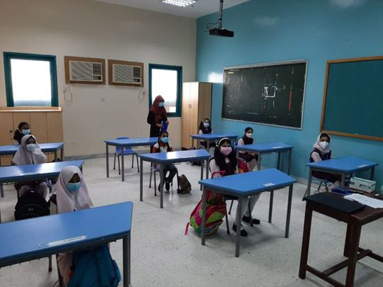 COVID-19: Abu Dhabi schools set to welcome students back to physical classrooms from Sunday
