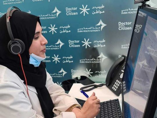 DHA's doctor for every citizen initiative proves to be a vital service during COVID-19 pandemic