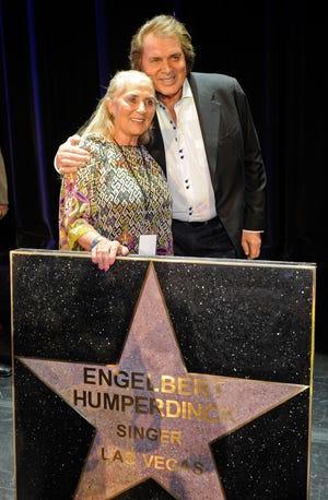 Engelbert Humperdinck's wife, Patricia Healey, 85, dies after contracting COVID-19