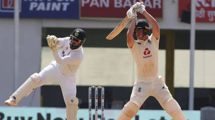 England batted positively, but within constraints of conditions: Jon Lewis