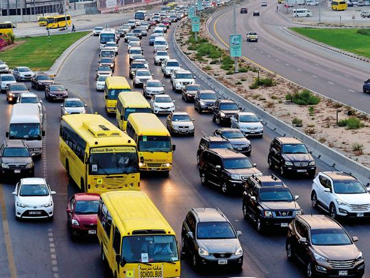Has your vehicle licence expired? Avail renewal drive in this emirate