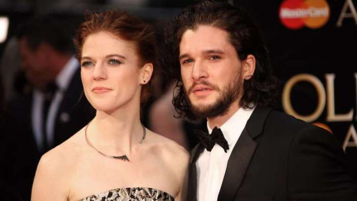 Jon Snow Jr is here! 'Game Of Thrones' couple Kit Harington and Rose Leslie welcome baby boy