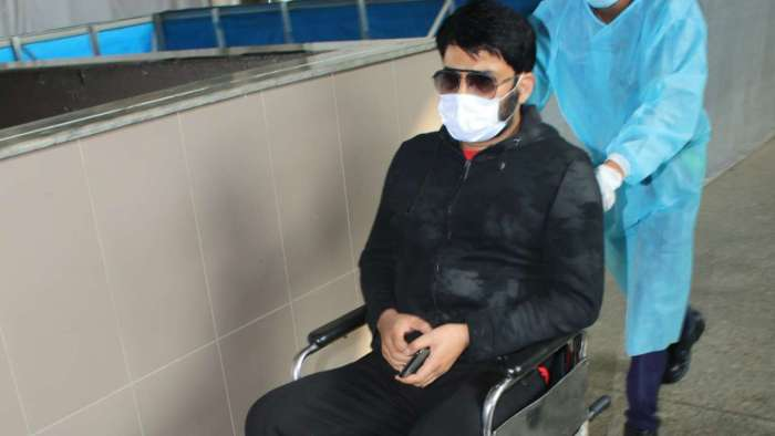 Kapil Sharma BREAKS silence on being wheelchair-bound at airport