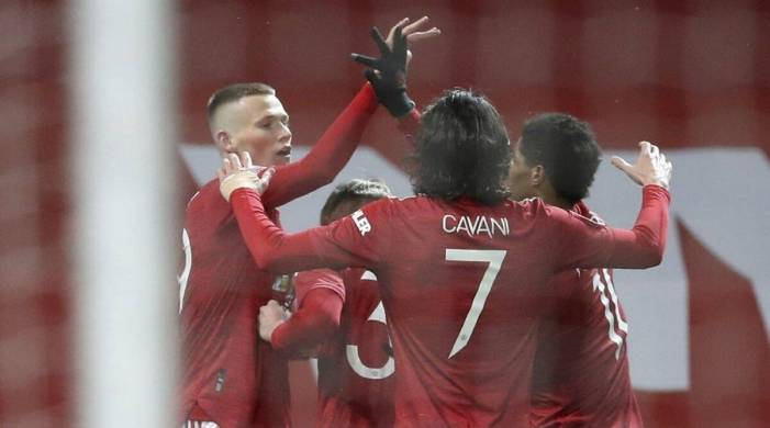Man United, Bournemouth advance to FA Cup quarterfinals