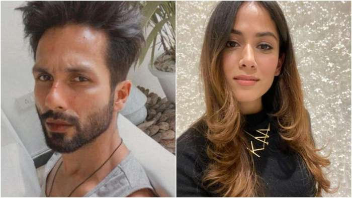 Mira Rajput's witty remark on Shahid Kapoor's latest photo deserves your attention