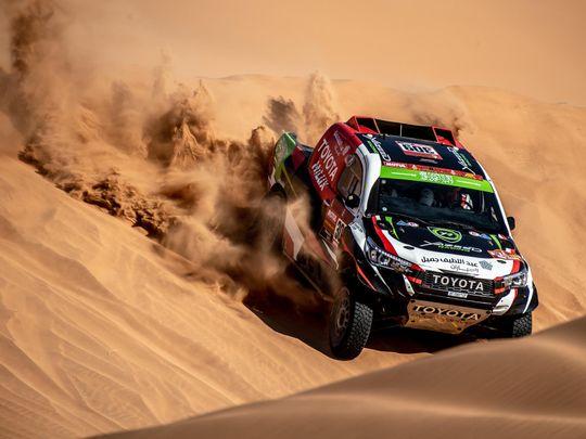 Motorsport: Dubai Baja gets huge response from across the globe