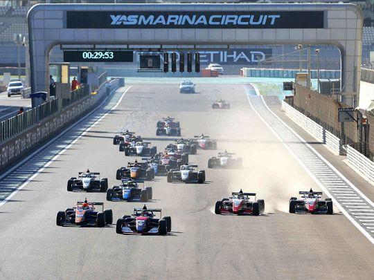 Motorsport: Formula 3 Asian Championship Series headed for three-way tussle in UAE